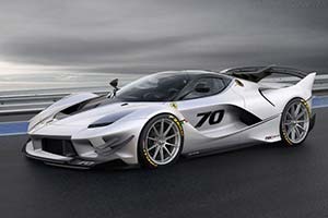 Click here to open the Ferrari FXX-K Evo gallery