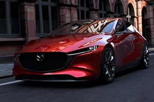 Click here to open the Mazda Kai Concept gallery