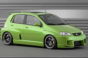 Click here to open the Chevrolet Aveo XTREME gallery