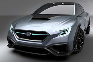 Click here to open the Subaru Viziv Performance Concept gallery