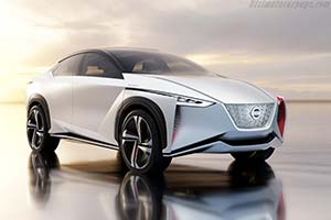 Click here to open the Nissan IMx Concept gallery