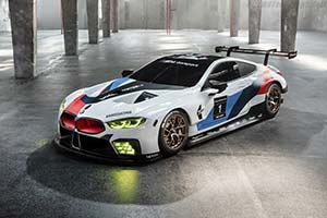Click here to open the BMW M8 GTE gallery