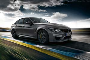 Click here to open the BMW M3 CS gallery