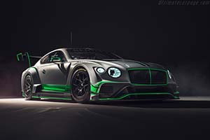 Click here to open the Bentley Continental GT3 gallery