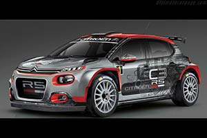 Click here to open the Citroën C3 R5 gallery