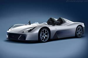 Click here to open the Dallara Stradale gallery