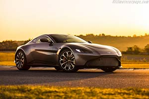 Click here to open the Aston Martin Vantage gallery