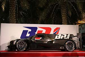 Click here to open the Dallara BR1 gallery