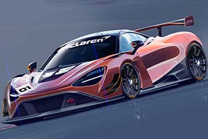 Click here to open the McLaren 720S GT3 gallery