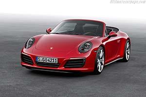 Click here to open the Porsche 911 Carrera 4 Cabriolet gallery