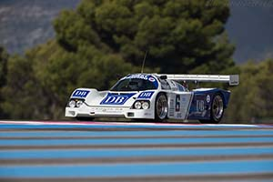 Click here to open the Porsche 962C  gallery
