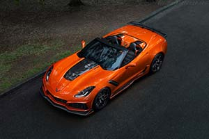 Click here to open the Chevrolet Corvette ZR1 Convertible gallery