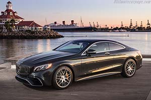 Click here to open the Mercedes-AMG S 63 4MATIC+ Coupé gallery