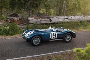 Click here to open the Jaguar C-Type Lightweight  gallery