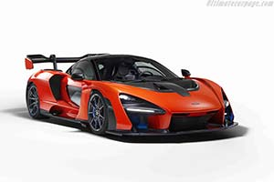 Click here to open the McLaren Senna gallery