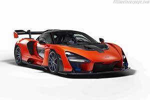 Click here to open the McLaren Senna gallery