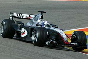 Click here to open the McLaren MP4-19 Mercedes gallery