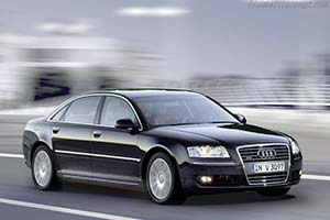 Click here to open the Audi A8 L 6.0 Quattro gallery