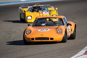 Click here to open the Chevron B6 BMW  gallery