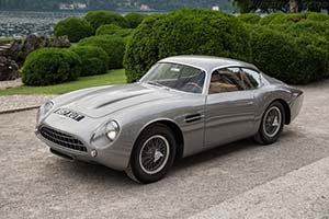 Click here to open the Aston Martin DB4 GT Zagato  gallery