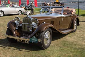 Click here to open the Delage D8 S Fernandez & Darrin Cabriolet gallery