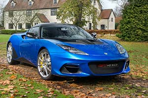 Click here to open the Lotus Evora GT410 Sport gallery