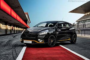 Click here to open the Renault Clio R.S.18 gallery