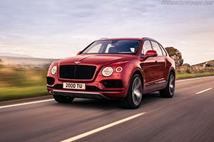 Click here to open the Bentley Bentayga V8 gallery