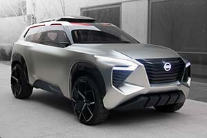 Click here to open the Nissan Xmotion Concept gallery