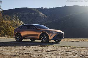 Click here to open the Lexus LF-1 Limitless Concept gallery