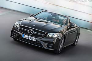 Click here to open the Mercedes-AMG E 53 Cabriolet gallery