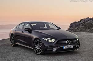 Click here to open the Mercedes-AMG CLS 53 gallery