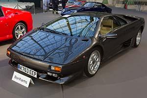 Click here to open the Lamborghini Diablo VT gallery