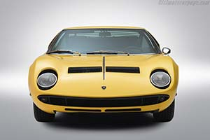 Click here to open the Lamborghini Miura P400 S  gallery