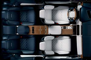 Click here to open the Land Rover Range Rover SV Coupe gallery