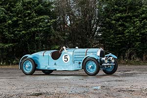 Click here to open the Bugatti Type 57 Torpedo Tourist Trophy gallery