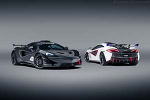 Click here to open the McLaren MSO X gallery
