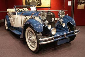 Click here to open the Mercedes-Benz 710 SS 27/170/225 hp Cabriolet A gallery