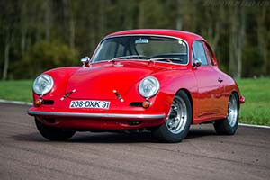 Click here to open the Porsche 356 Carrera 2 GT 2000 gallery