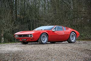 Click here to open the DeTomaso Mangusta  gallery