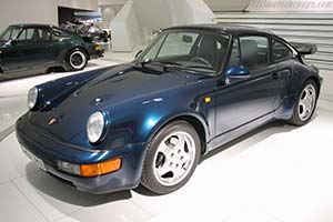 Click here to open the Porsche 911 Turbo 3.3 gallery