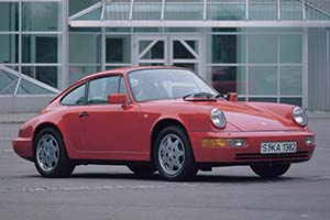 Click here to open the Porsche 911 Carrera 2 Coupe gallery