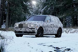 Click here to open the Rolls-Royce Cullinan gallery