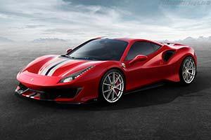 Click here to open the Ferrari 488 Pista gallery