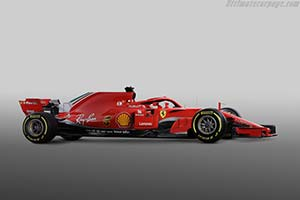 Click here to open the Ferrari SF71H gallery
