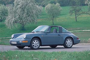 Click here to open the Porsche 911 Carrera 4 Targa gallery