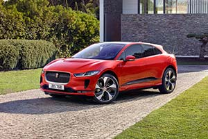 Click here to open the Jaguar I-Pace gallery