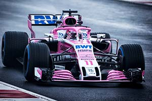 Click here to open the Force India VJM11 Mercedes gallery