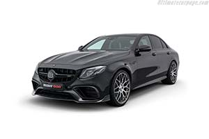 Click here to open the Brabus 800 Saloon gallery
