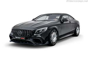 Click here to open the Brabus 800 Coupe gallery